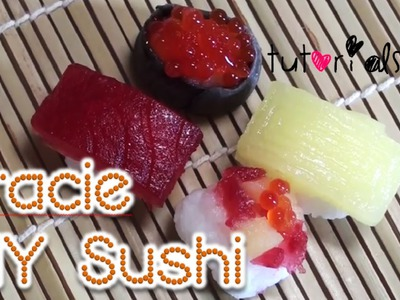 Sushi Kracie DIY Japanese Candy Kit Tutorial | Chef A
