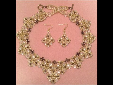 Triangle Dangle Necklace Tutorial