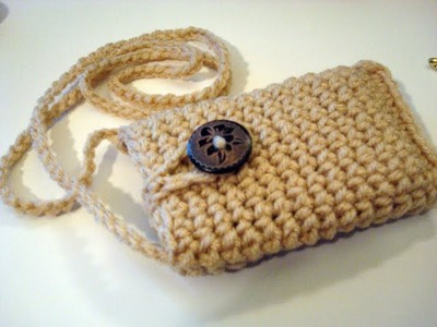 Vol 04 - Crochet Pattern for Cell Phones
