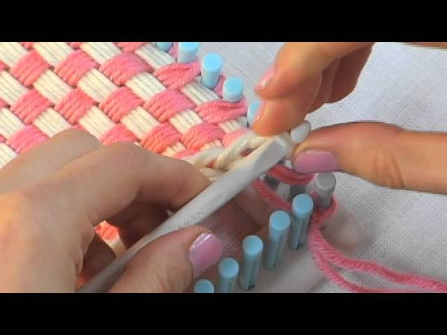 Weaving: How to Bind Off