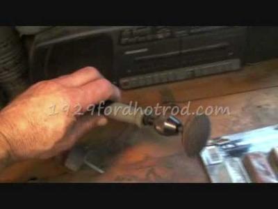 Aluminum polishing equipment needed before you start - DIY