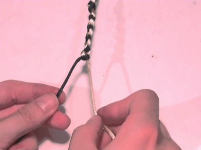 Craft Beading - How to use macrame part 1