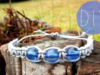 DIY Bracelet from old headphones?!