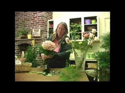 DIY Floral - 1 - Hand Tied Wedding Bouquet
