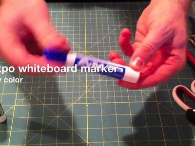 DIY iPad Stylus: Whiteboard (Expo) Marker with Conductive Foam