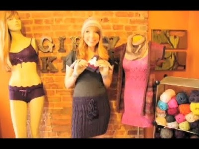 """Girly Knits """"Follow Your Heart"""" Collection"""