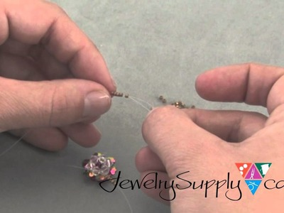 How to Create a Flower Ring