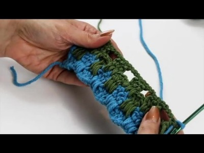 How to Crochet a Boucan Stitch : Crochet Stitches