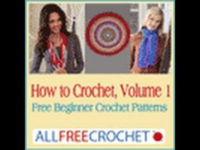 How to Crochet, Volume 1: Free Beginner Crochet Patterns