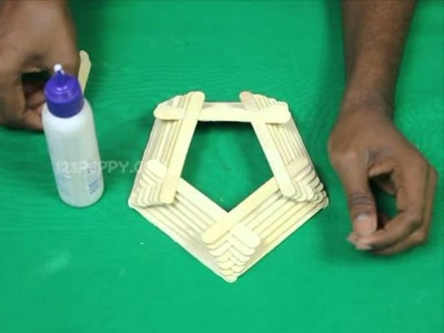 How to Make a Popsicle Stick Box