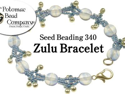 How to Make a Zulu Bracelet