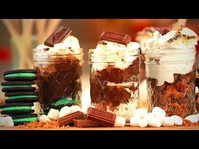 How to Make S'mores in a Jar — No Campfire Necessary