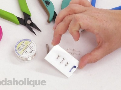 How to Use the Artistic Wire Z Hook Clasp Wire Jig Tool