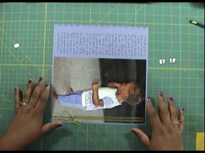 Scrapbook Tutorial 9-4-09