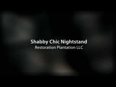 Shabby Chic Dresser DIY Shabby Chic