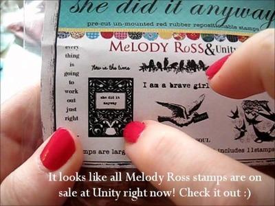 Stamp & Scrapbooking Expo Haul!  (feat Unity, Market Street)