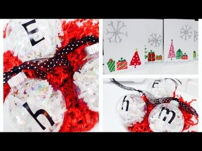 2 DIY Last Minute Christmas Gift Ideas!