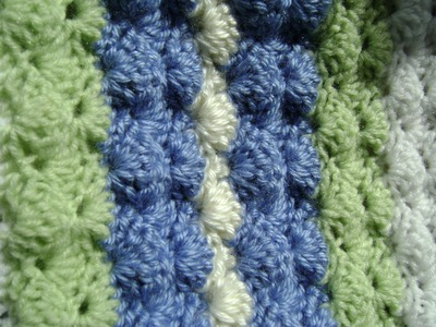 Crochet a Shell Tutorial