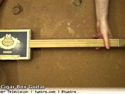 DIY Cigar Box Guitar: Part 1 - Introduction and Box Selection