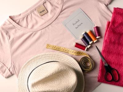 "DIY Shirt and Hat - Zalando ""Do It Yourself"""