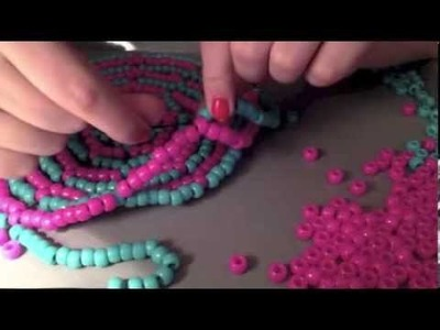How to make a Kandi Beanie (tutorial)