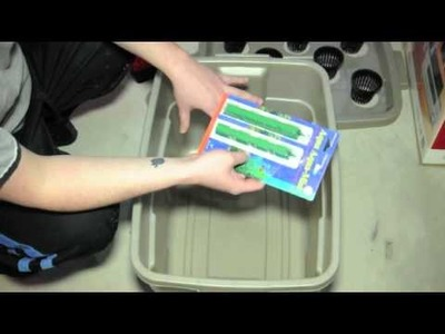 Hydroponics growing system: How to build a homemade DIY Deep Water Culture or DWC growing system