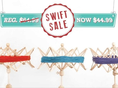 Knit Picks Swift (and Ball Winder!!) Sale - now through 9.04.13