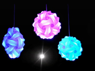 Origami Lanterns by DLights
