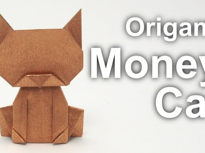 Origami Money Cat v2 (Jo Nakashima)