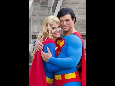 Superman Costume Ideas 2013. DIY Superhero Cosplay