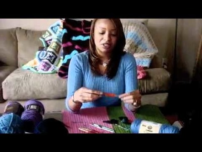 Tools Needed to Crochet