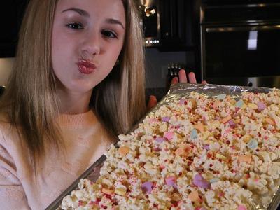 Chloe Lukasiak DIY Valentine's Day