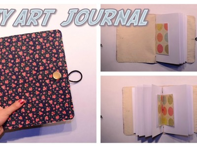 DIY Art Journal