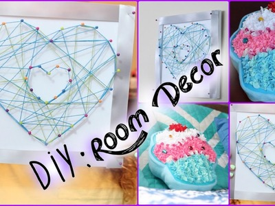 DIY: Room Decor!