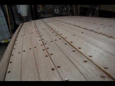 Fairing Chris Craft Deck (Part 1) (Preview)