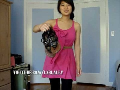 Fashion Outfit of the Day - Hello Kitty Inspired DIY Shirt