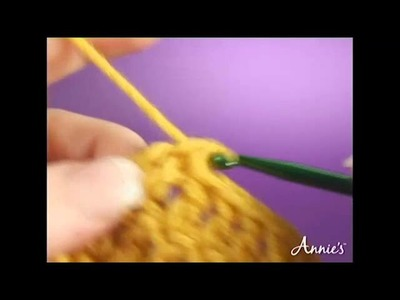 How to Crochet the Shell Stitch -- an Annie's Crochet Tutorial