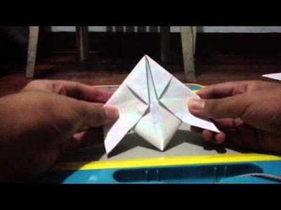 How to make an Origami Camera