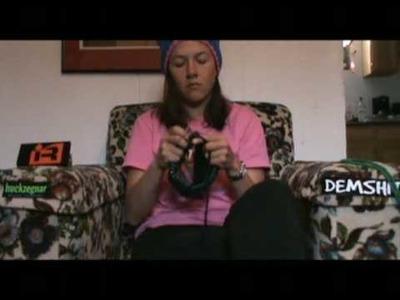 Nicole knitting 3