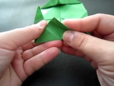Origami Flower instructions