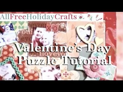 Perfect Fit Valentine's Puzzle Tutorial