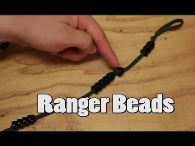Ranger beads: How to Guide