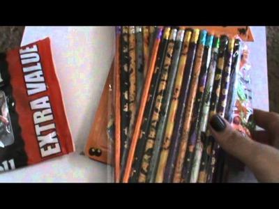 Scrapbooking crafting Card Making  haul video