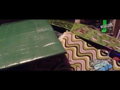 St. Patrick's duck tape craft sale