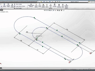 The Fit Spline tool in SolidWorks