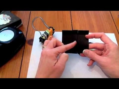 Cool paper Crafts: How to Make a Mini Candy Bar Purse