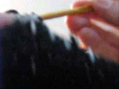Crochê Tradicional - Fat Bottom Bag - Parte 04