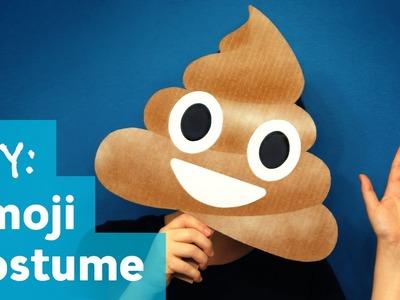 DIY Emoji Costume : DIY Minimalist Halloween Costume Challenge