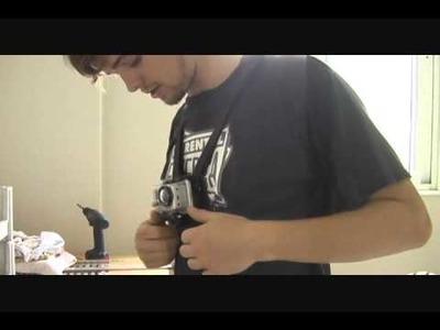 DIY go pro Chest Mount Harness