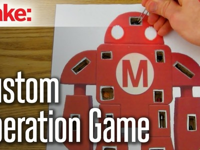 DIY Hacks and How To's: DIY Operation Game